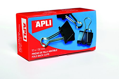 APLI 11948 - Pinza pala abatible 19 mm 12 u.