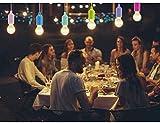 Zoom IMG-2 lampop lampadina led portatile colorata