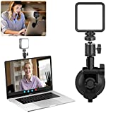Video Conferencing Lighting Kit, ULANZI LED Zoom Meeting Lighting Compatible with MacBook iPad Tablet Laptop Desktop ASUS Lenovo Acer HP for Remote Working Zoom Calls YouTube Live Streaming