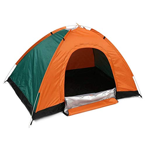 GOOHEAL Automatic Pop-Up Tent, Outdoor Camping 1-2 Person Multiple Models Easy Open Family Tourist Camp Tents Ultralight Instant Shade