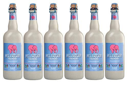 Delirium Tremens Tripel - Belgisches Bier [6 FLASCHEN x 750ml]