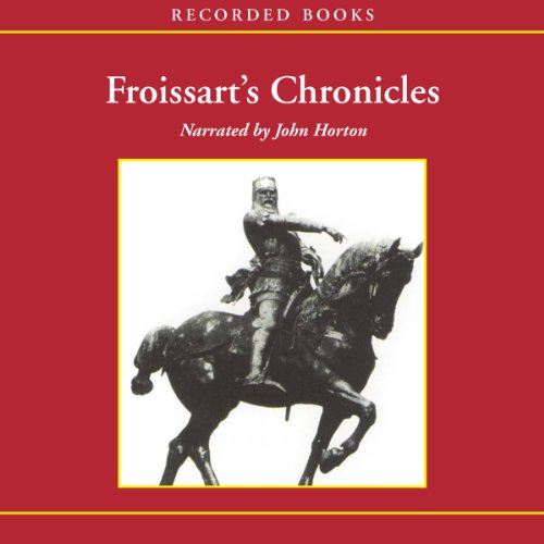 Froissart's Chronicles cover art