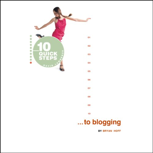 10 Quick Steps to Blogging cover art