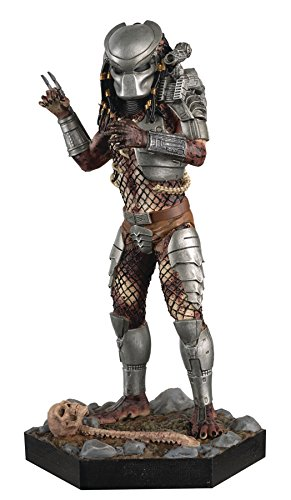 The Alien & Predator Figurine Collection Predator Masked (Predator) 13 cm Mini