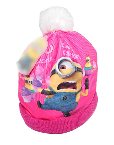 Wintermütze und Handschuhe für Mädchen und Jungen, offizielle Mütze, Hello Kity...