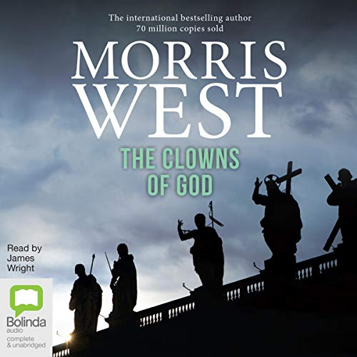 The Clowns of God audiobook cover art