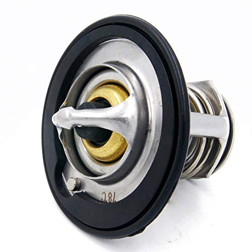 YJDTYM Motorkühlmittel Kühl Thermostat Dichtung/Fit for Honda Accord 1990-2002 / Fit for Civic CR-V Odyssey 19301-P08-316 19301-PAA-306