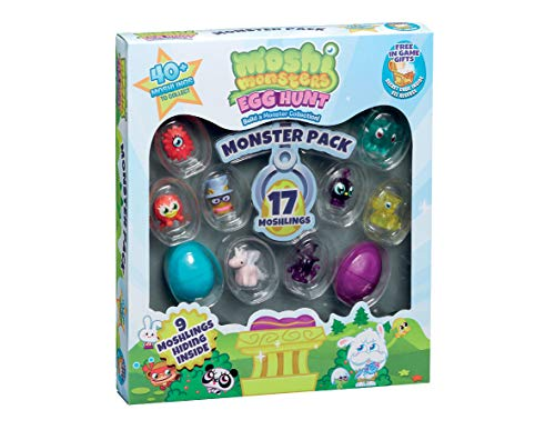 Moshi Monsters- Juguetes, Color nylon/a (Flair Leisure Products MHN00000) , color/modelo surtido