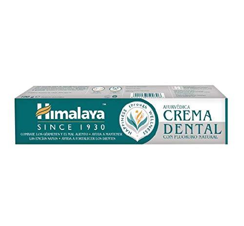 Himalaya Herbals Dental Cream (ZAHN CREME) Toothpaste 100g Anti-inflammatory, Anti-swelling, Gum Protection Dental Care Hygiene Toothpaste