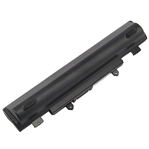 WXKJSHOP Replace 3ICR17/65-2 Battery For Acer Travelmate P246 P246-M P246-MG P246M-M P246M-MG P256 P256-M P256-MG P256-M-39NG,Extensa 2509 2510 2510G EX2509 EX2510 EX2510G