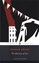 By Graham Greene - The Ministry of Fear: An Entertainment (Penguin Classics)