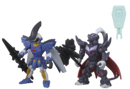 The Little Battlers - LBX Battle Custom Figure Set LBX Odin & LBX Zenon (Completed Figures Set)
