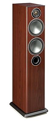 Monitor Audio Bronze 5 Floorstanding Speakers (Pair) (Rosewood mahogany) by MONITOR AUDIO
