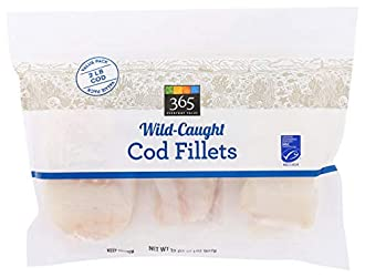 365 Everyday Value, Cod Fillets, 32 oz