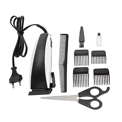 Cortadora de cabello, cortadora de cabello eléctrica duradera, profesional para peluquería casera