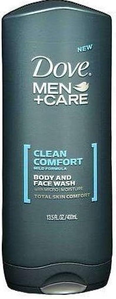 等々ジュース操るDove Men+care Body and Face Wash 13.5 Oz (400 Ml) by Dot Foods-Unilever Hpc [並行輸入品]