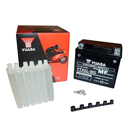 Batteria Yuasa YTX5L-BS 12v 4ah