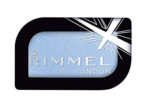 Rimmel London Magnif'Eyes Mono-oogschaduw, 3,5 g Crowd Surf (Bleu)