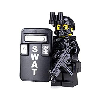 Best lego swat minifigs Reviews