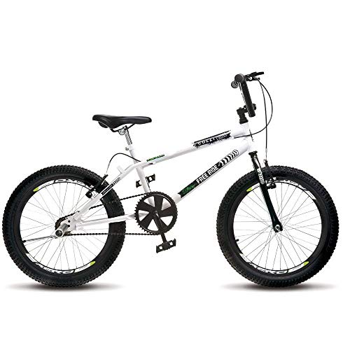 Bicicleta Colli Free Ride Aro 20 Freios V-Break
