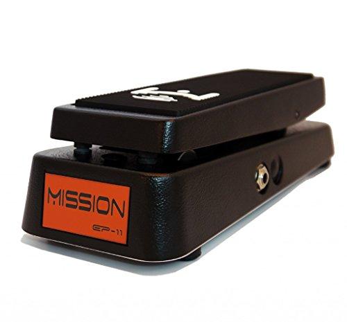 Mission Engineering ep11-s-bk Pedal Meinungsäußerung für Avid Eleven Rack Prozessor Rack für Gitarre schwarz