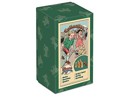 Cayro - Bolos Collection— Juguete Tradicional - Desarrollo de Habilidades cognitivas e inteligencias múltiples - Juego Tradicional (517)