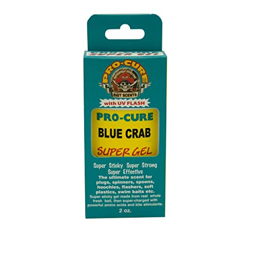 Unknown Pro-Cure Blue Crab Super Gel, 2 Ounce