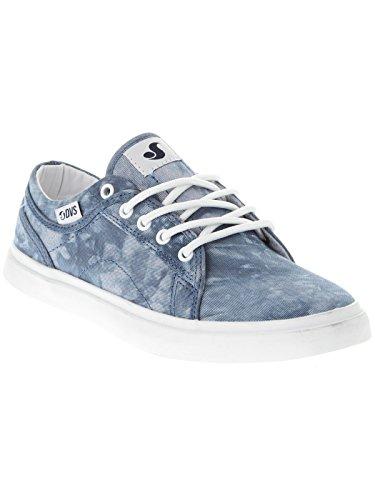 DVS Chaussures Aversa pour femme Blue Pinstripe Vulc Skate N. EU 39