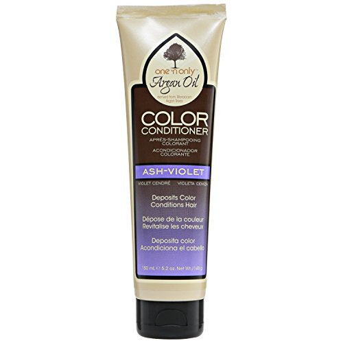 One N Only Argan Oil Condition Color Ash-Violet...