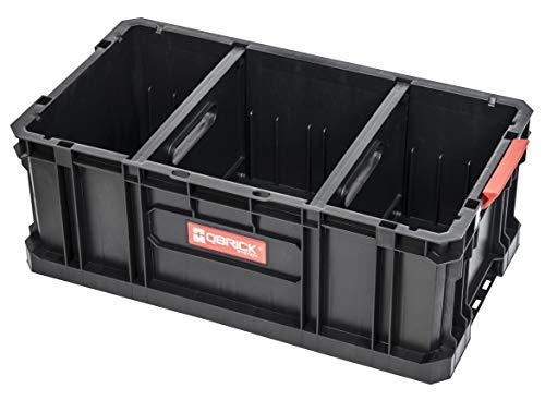 """XL Modular Wählbar Werkzeugtrolley, Werkstattkoffer Set, Werkstattwagen Set aus""""Q-Brick"""" Serie mit viel Zubehör! Der mobile Alleskönner - Privat & Gewerbe (Box 200)"""