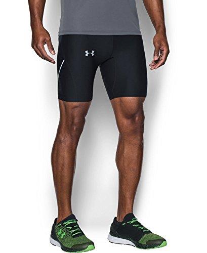 Under Armour Herren Nobreaks Hg Half Tight Shorts, Schwarz, XS