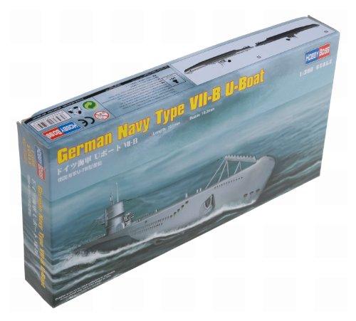 Hobby Boss 83.504 Marina Tedesca Tipo VII Model Kit-B U-Boat