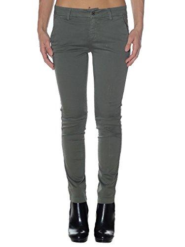 Jeans Liu.Jo Donna Chino Classy Regular W. 90515(Olive Nigh), 28 MainApps