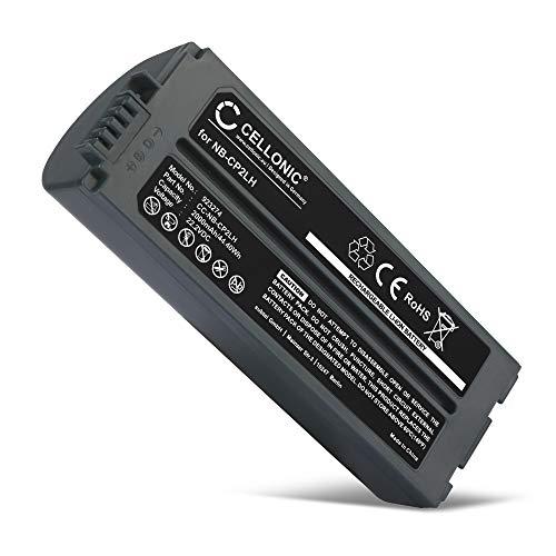 CELLONIC® Akku kompatibel mit Canon Selphy CP1200 CP1000 CP1300, CP910 CP900, CP800, CP510 CP500 CP520, CP780 CP710 CP720 CP740 CP750 CP770, CP400 (2000mAh) NB-CP2LH,NB-CP2L Ersatzakku Batterie