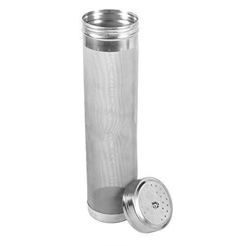 Dry Hopper filtro Brewing Filter cartucho filtrante cerveza con un cesto de cerveza, 300micrones a red de acero inoxidable