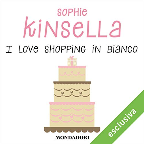 I love shopping in bianco audiobook cover art