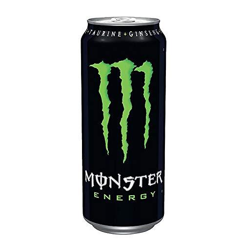 Caja Monster Energy 35.5 cl 6 x 35,5 cl