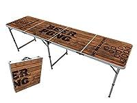 ⭐ TABLE OFFICIELLE : Cette table de beer pong est parfaite pour vos soirées entre amis. De qualité premium, elle est parfaite pour les compétitions officielles de beer pong, comme les parties entre amis chez vous. Optez pour la référence des tables d...