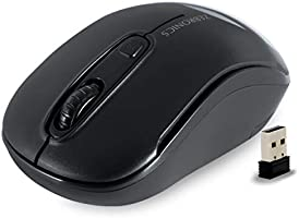 Zebronics Zeb -Dash Wireless Optical Mouse(Black)