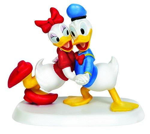 Precious Moments, Disney Showcase Collection, ich Will nur Dance with You, Bisque Porzellan Figur, 143707