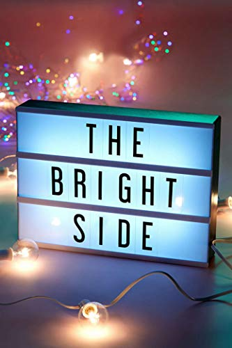 A5 Cinema Light Box Message Light Box- DIY Personal LED Sign,Marquee Style LED Lightbox w 180 Letters Emojis Numbers for Festival/Birthday/Anniversary/Home/Wedding/Shop Décor,USB Or Battery Powered