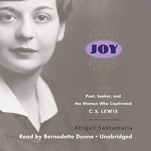 Joy audiobook cover art
