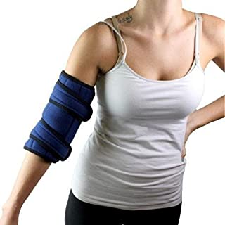Premium Adult Elbow Immobilizer Stabilizer Support Brace/Splint - Small/Medium