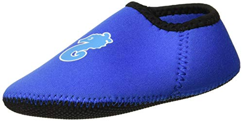 Imsevimse - Zapatitos Neopreno, color azul, 6-12 meses