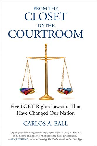 From the Closet to the Courtroom: Five LGBT Rights Lawsuits That Have Changed Our Nation (Queer Ideas/Queer Action)