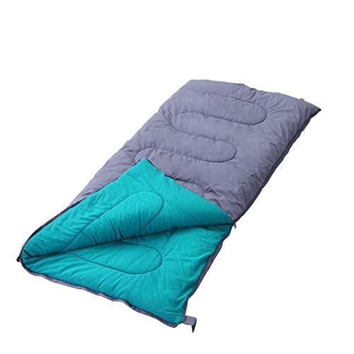 PROHIKER 0 Degree Canvas Sleeping Bag Flannel Lining for Adluts Cold Weather Warm and Comfortable Flannel Sleeping Bag Big and Tall