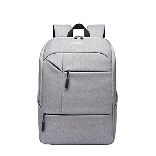 DSAN Travel Laptop Backpack With USB Charging And Headphone Port,with Breathable Padded Shoulder Strap,Water Resistant 15.6'' Computer Rucksack For School/Work/Travel/Business/College