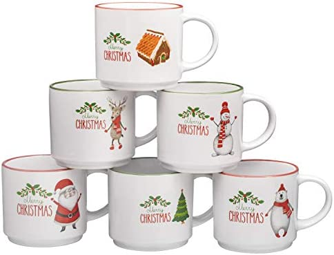 Top 10 Best holiday coffee mugs Reviews