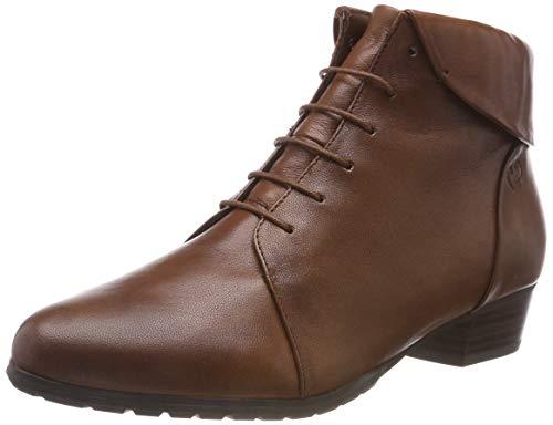 Gerry Weber Shoes Damen Carmen 01 Stiefeletten, Braun (Cognac 370), 39 EU