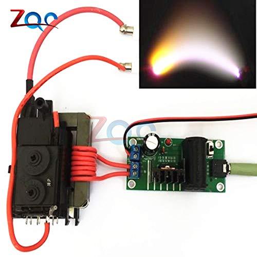 ZVS Tesla Spule Booster 20KV Hochspannungs Generator Plasma Music Arc Speaker DIY Kits